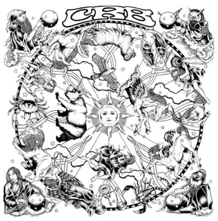 LP -Chris Robinson Brotherhood - Magic Door