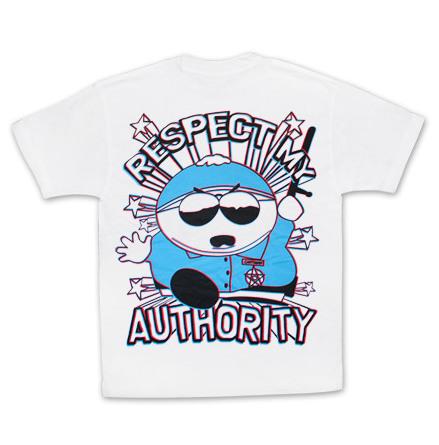 T-Shirt - Respect 3D