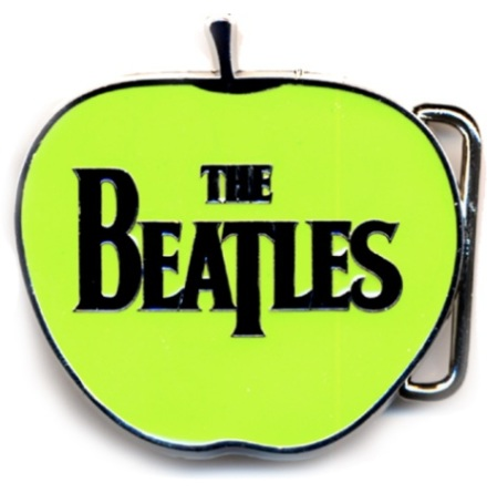 Beatles - Apple - Belt Buckle