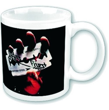 Judas Priest - British Steel - Mugg