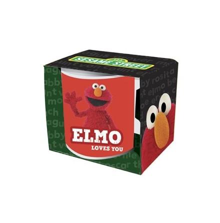 Sesame Street - Elmo - Mugg