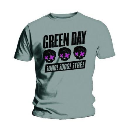 T-Shirt - Three Heads Better ..