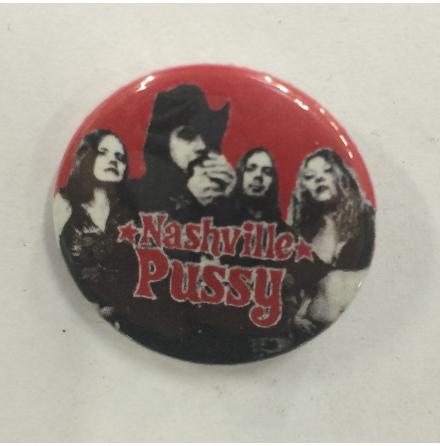 Nashville Pussy - Badge