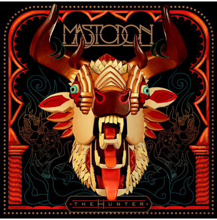 Mastodon - The Hunter - CD+DVD