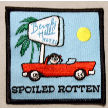 Trendy Wendy Spoil - Tygmärke