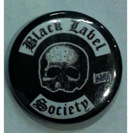 Black Label Society - Badge