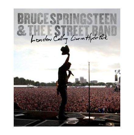 Dvd - Live In Hyde Park