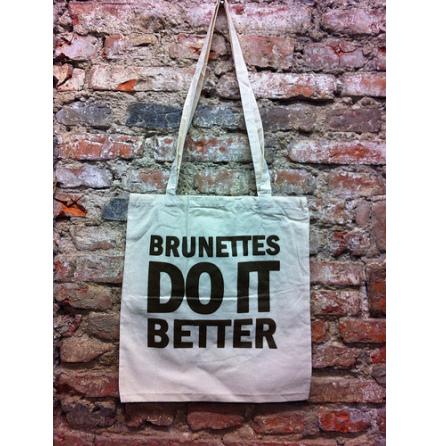 Tygkasse - Brunetts - Brun