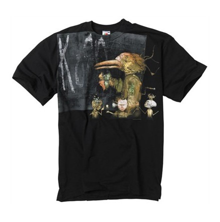 T-Shirt - Cover