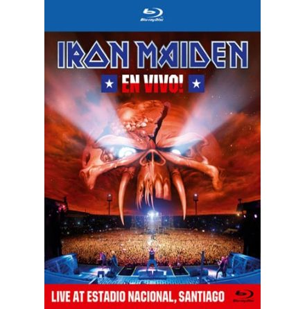 DVD - En Vivo!  Blu-Ray