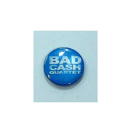 Bad Cash Quartet - Badge
