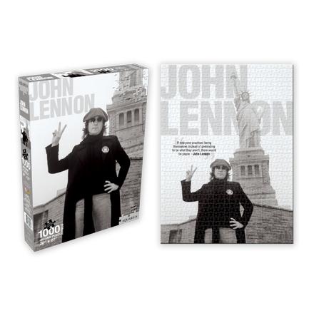 John Lennon - Pussel