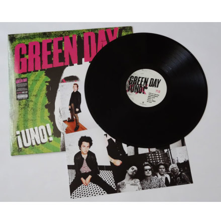 LP - Green Day - ¡uno!
