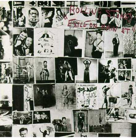 Lp -  Exile on Main St