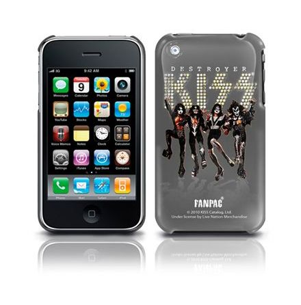 Kiss - IPhone Cover 3g