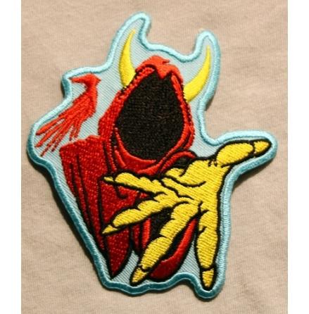 Insane Clown Posse - Ghost - Tygmärke