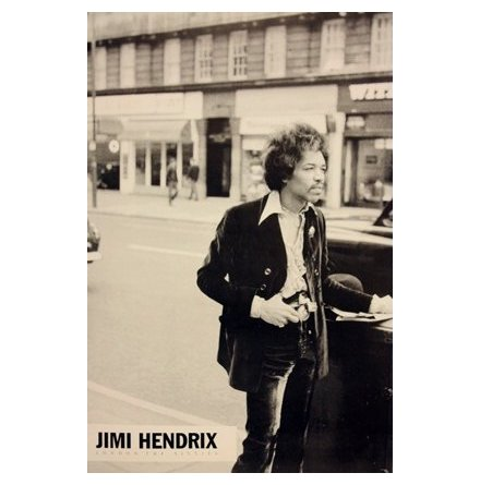 Poster-Jimi Hendrix