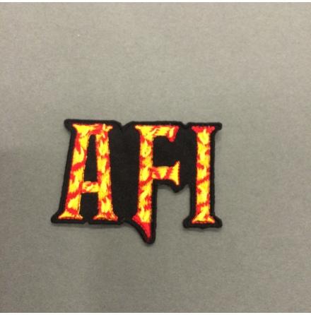 Afi - AFI Flames Logo - Tygmärke