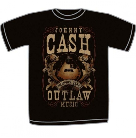 T-Shirt - Outlaw Music