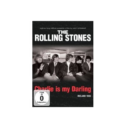 DVD - Rolling Stones -Charlie Is My Darling