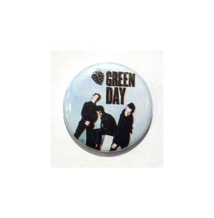 Green Day - Band pic - Badge