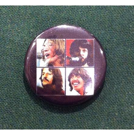Beatles - Let it be - Badge