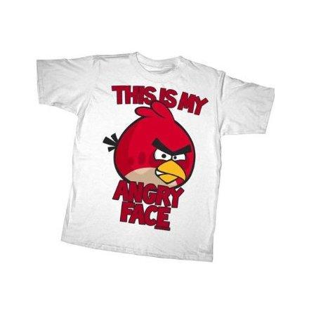 Barn T-Shirt - My Angry Face
