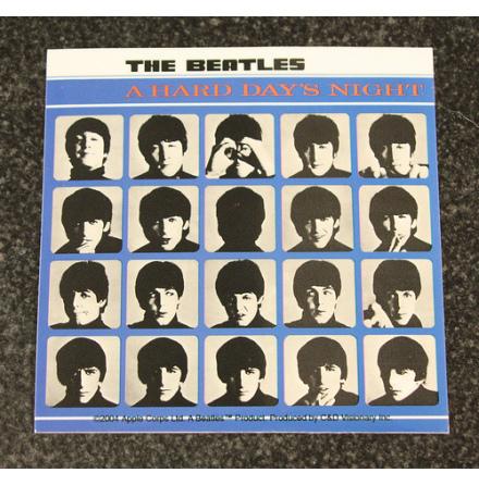 Beatles - A Hard - Klistermärke
