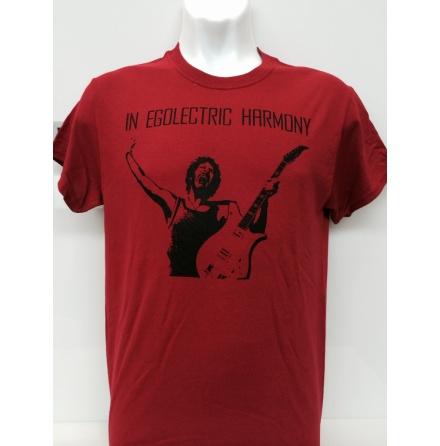 T-Shirt - Röd - In Egolectric ..