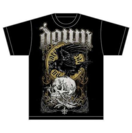 T-Shirt - Swamp Skull