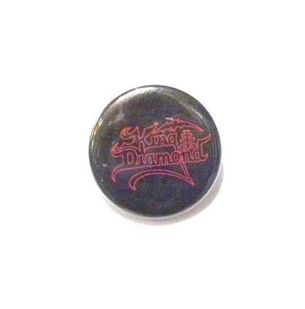 King Diamond - Badge