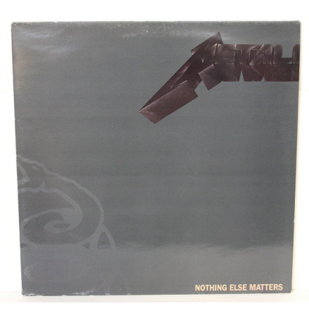 Metallica - Nothing Else Matters - Maxi-Singel