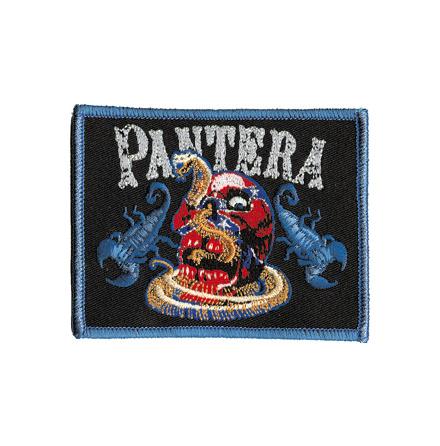 Pantera - Snake Scorpions - Tygmärke