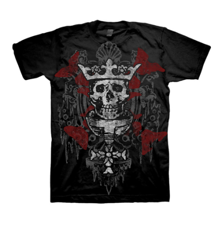 T-Shirt - Skull King