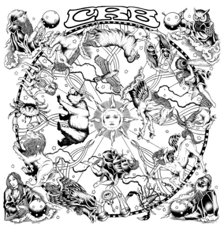 CD - Chris Robinson Brotherhood - Magic Door