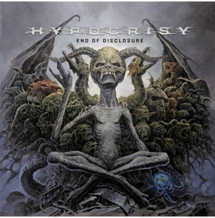 CD - Hypocrisy - End Of Disclosure