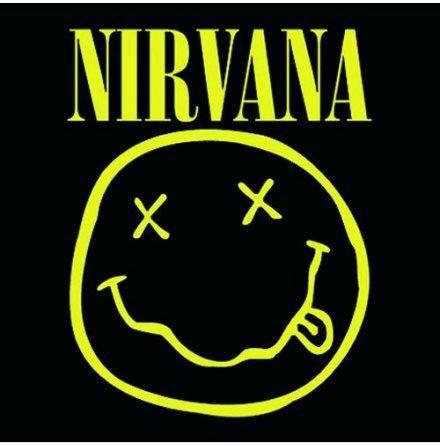 Nirvana - Coaster - Smiley