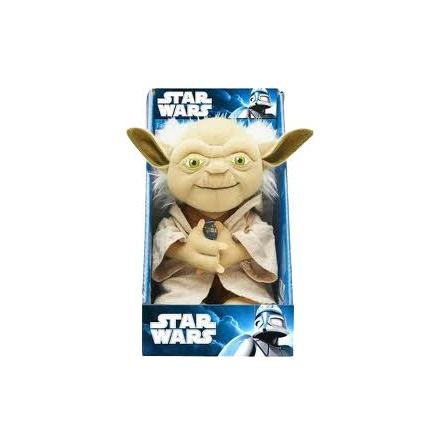 Yoda Talking Plush - Star Wars
