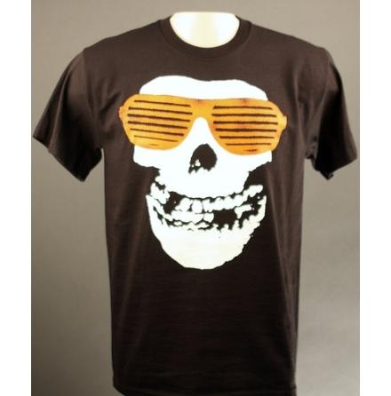 T-Shirt - Skull Glasses