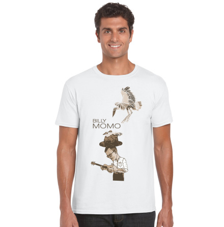 T-Shirt - Billy Momo