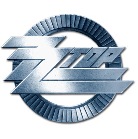 ZZ Top - Logo - Pin