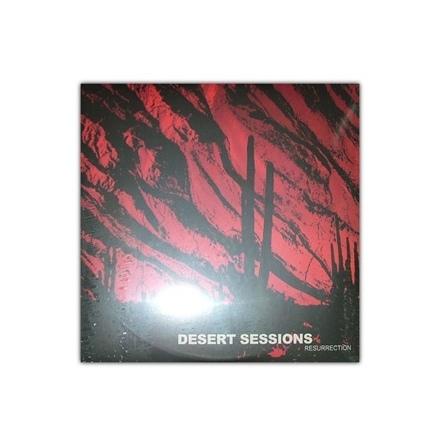 LP - The Desert Sessions - Resurrection