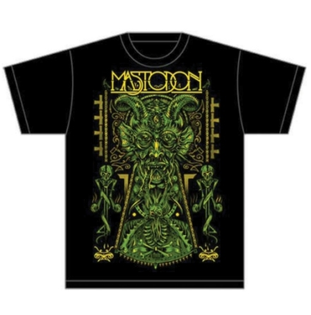 T-Shirt - Devil on Black