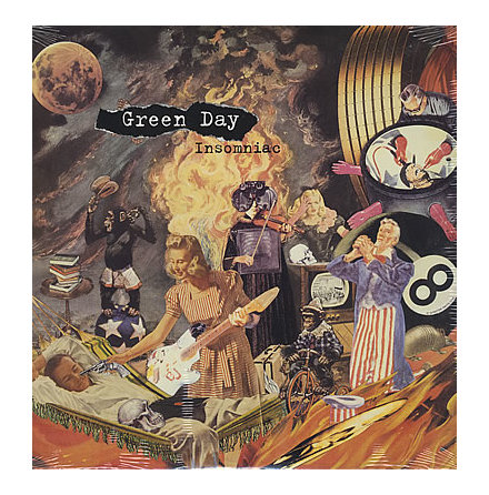 LP Green Day - Insomniac