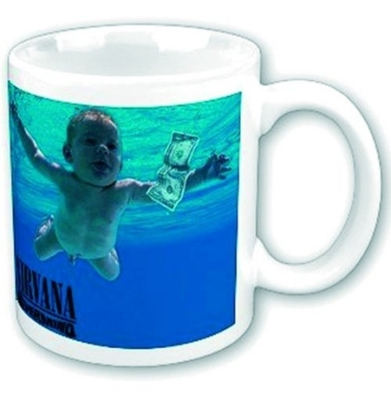 Nirvana - Nevermind - Mugg
