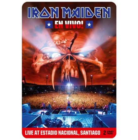 DVD - En vivo! / Live (Ltd/Steel book)