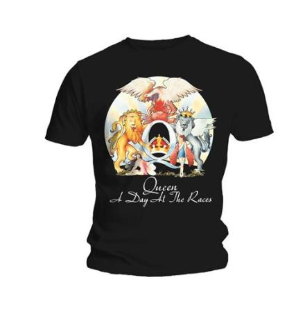 T-Shirt - A Day At The Race