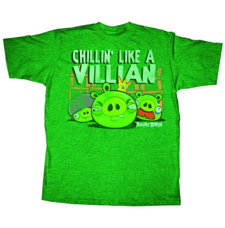 T-Shirt - Villains