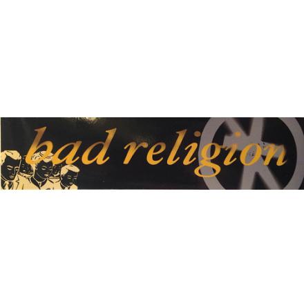 Klistermärke - Bad Religion