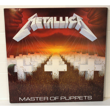 Metallica - Master Of Puppets - LPx2